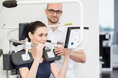 Reha- und Rückenzentrum Gießen-FPZ-Rückentraining - Behandlung