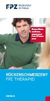 Reha- und Rückenzentrum Gießen-FPZ-Rückentraining - Infoflyer