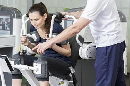 Reha- und Rückenzentrum Gießen-FPZ-Rückentraining - Übung